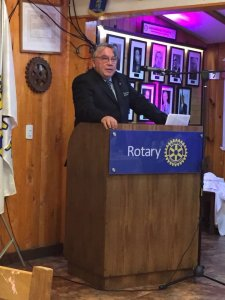 Transmisión de Mando en Rotary Club Osorno – Distrito 4355