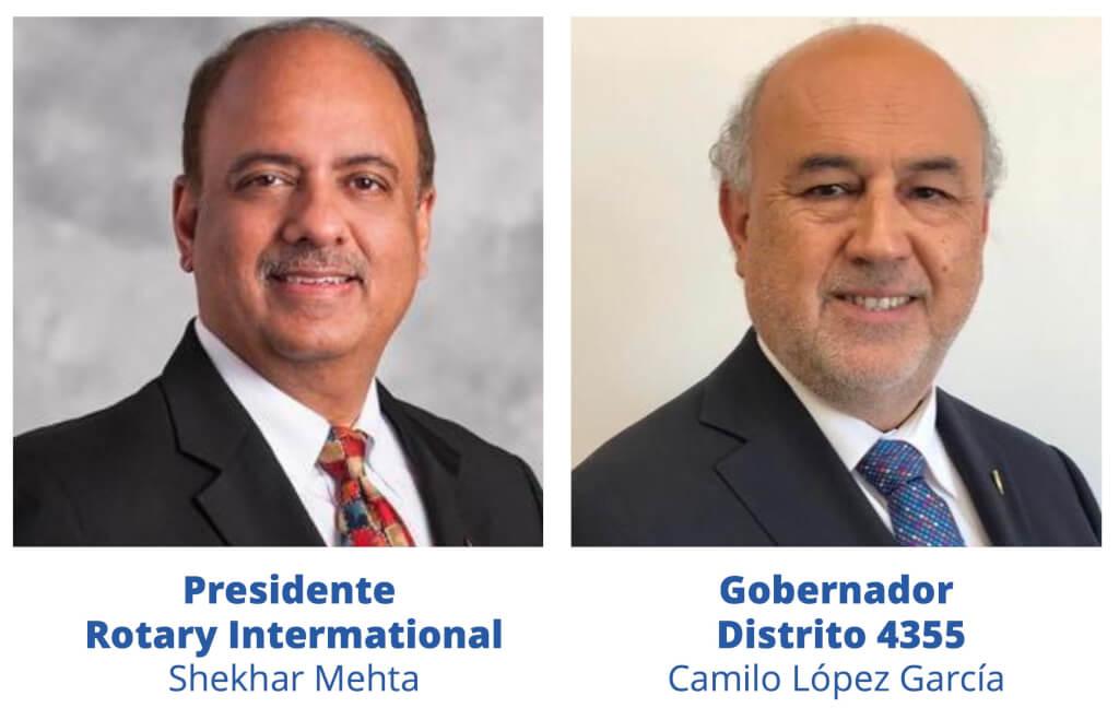 Gobernador Camilo y PRI 2021 - 2022